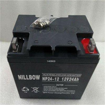 NILLBOW力宝蓄电池 NP24-12含税运价格