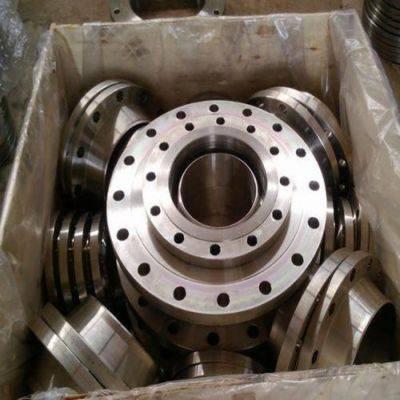 现货供应合金钢平焊法兰 国标带颈平焊法兰