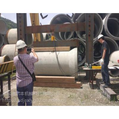500kn专用钢筋混凝土排水管外压载荷液压式压力试验机