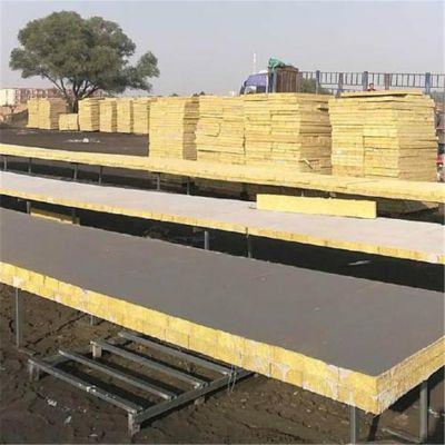 哪里生产防水岩棉板 国标玄武岩岩棉复合板多少钱