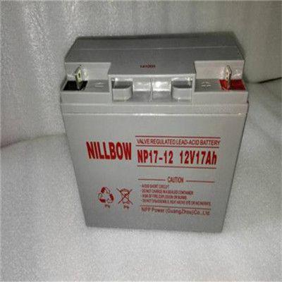 NILLBOW力宝蓄电池NP65-12 12V65Ah零售价格