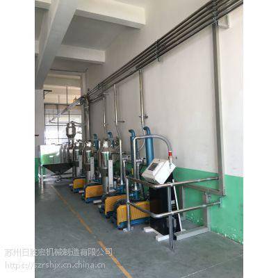中央供料厂家 注塑中央集中供料系统 塑料自动输送系统