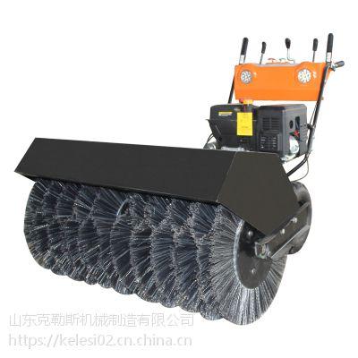 内蒙除雪设备 克勒斯手扶抛雪机操作容易 小型扫雪机物美价廉