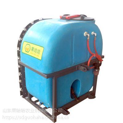 果哈哈X2型拖拉机悬挂式果园打药机
