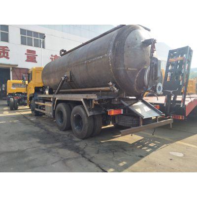 12吨的东风天锦吸污车清洗多少钱一辆