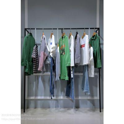 佳人苑品牌女装拿货价折扣女装 杭州环北服装尾货批发市场在哪酒红色小西装