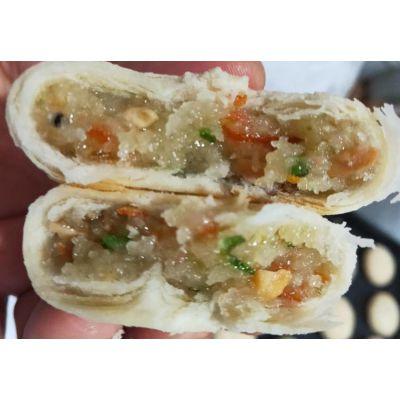 广式苏式水晶馅月饼产品做法配方配料