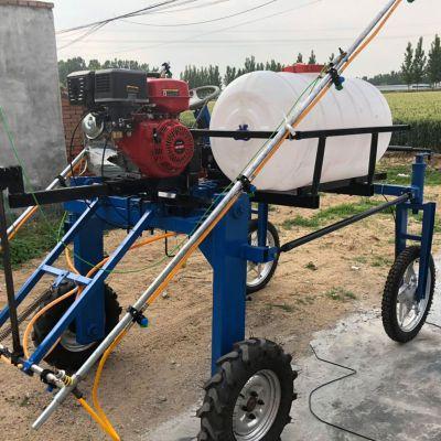 启航三轮风送打药机 农田喷雾器厂家 三轮座喷药机果园打药机