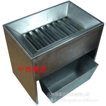 中西 不锈钢横格式分样器 型号:LB06-HGG-II库号:M109386
