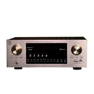 音响设备 珑鹂声 厂家直供 6通道影院K歌一体机HD-5150