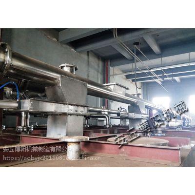 武汉管链输送机 聚乙烯管链机 高效节能