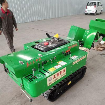 新型农用机械田园管理机 自走式果园开沟施肥机