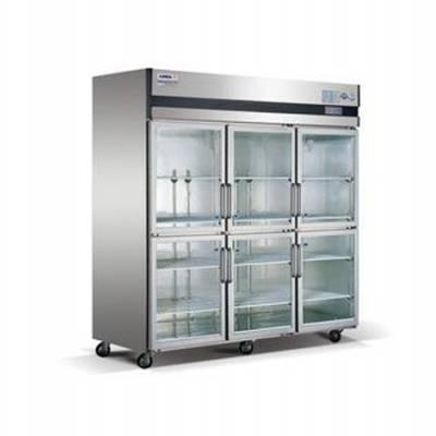 格林斯达六门冷藏展示柜 SG1.6L6 六门饮料展示柜 陈列柜