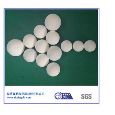 铝合金熔铸用92氧化铝陶瓷蓄热球厂家选赢驰