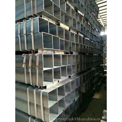 Q345B 50²-方管折弯-150²镀锌方管-大量镀锌无缝方管库存