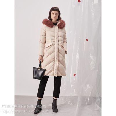 广州时尚国际服饰公司库存大量折扣品牌女装三标齐全一手厂家货源