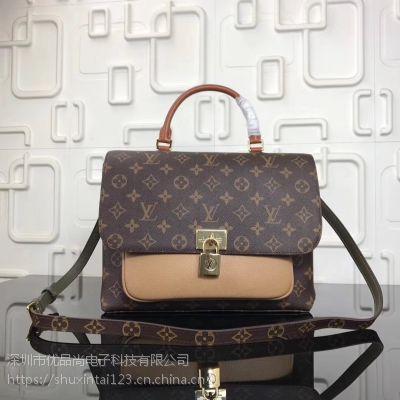 奢侈品LV路易威登时尚新款女包 休闲女士单肩斜挎手提包M44286