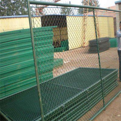 篮球场围栏 运动场围网 球场围栏网
