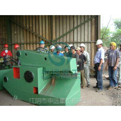 供应申远重工Q08-200钢板/铁皮/钢铁剪切机 剪铁机 金属剪切机
