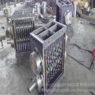 轮胎胶块钢丝胎撕碎机废旧家具家电撕碎机环保节能