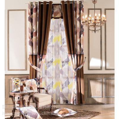 窗帘品牌|窗帘制作|7克拉与众不同