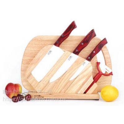 赣州礼品定制 赣州奇汇礼品 房地产礼品厨房刀具套装定制
