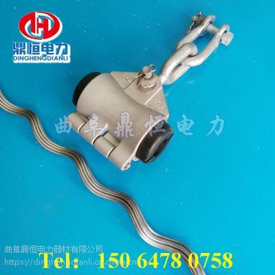 光缆悬垂线夹适用于ADSS光缆直线悬挂固定夹具