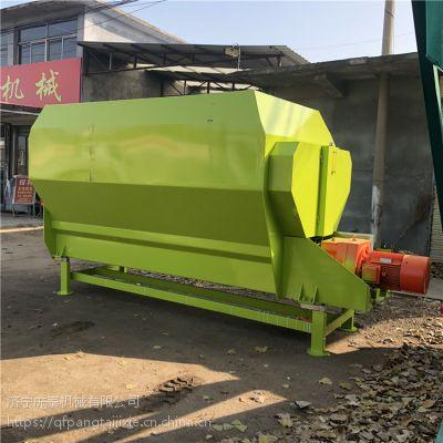 TMR搅拌机大型养殖场值得拥有的搅拌粉碎设备