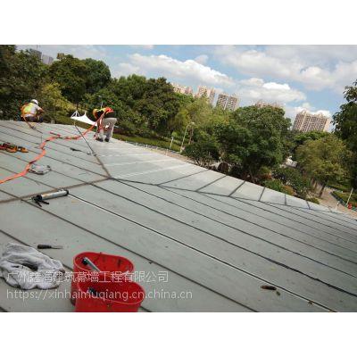 玻璃雨棚安装与制作/雨蓬玻璃维修/雨棚渗漏维修价格
