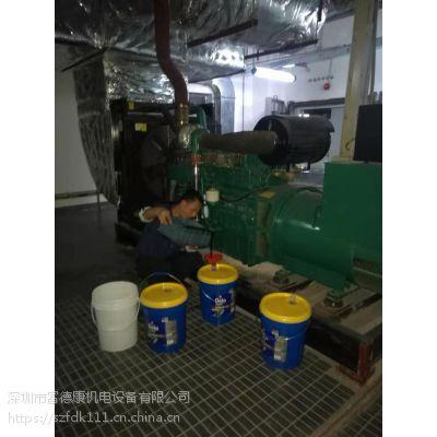 供应深圳南山区发电机环保治理 康明斯发电机隔音降噪工程
