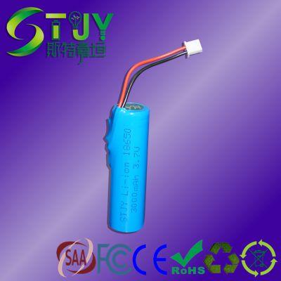 锂电池充电电池18650-2600MAH