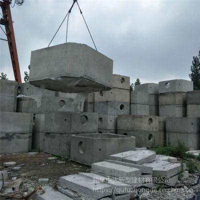 成品混凝土厂家新型水泥化粪池检查井 荆门市钢筋混凝土化粪池定制