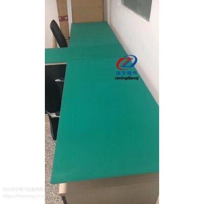 防静电车间绝缘胶板 耐高温橡胶板 工作台桌垫胶皮