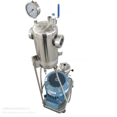 GM2000-植物降香高速胶体磨