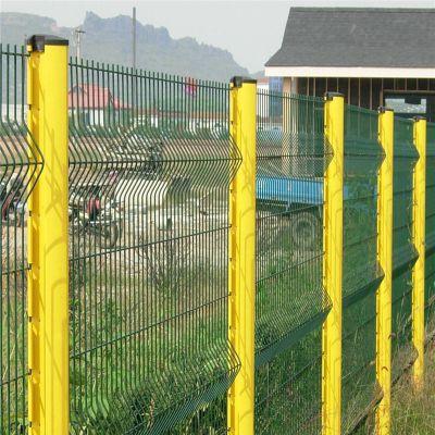 别墅区防护网 车站围墙 车站围墙施工
