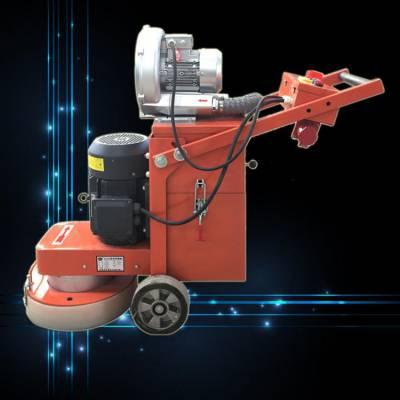 天德立电动GE380环氧施工无尘打磨机 3KW环氧漆地面打磨机