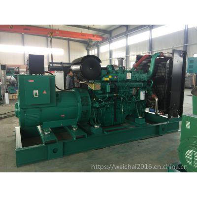 玉柴YC6T700L-D20发动机 500KW发电机组专用水冷柴油机
