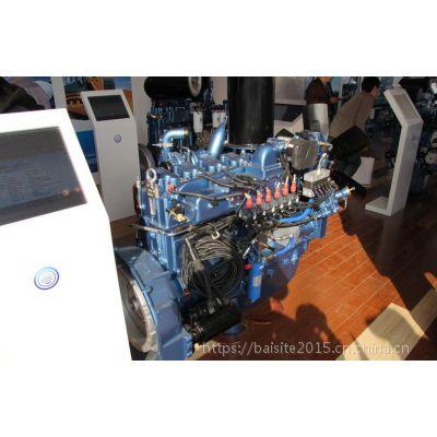 潍柴WP10NG260E30天然气发动机 191KW车用潍柴西港气体机