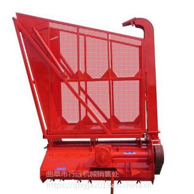新型玉米秸秆回收机 内蒙全新青储机牧草粉碎回收机 玉米秸秆青储机
