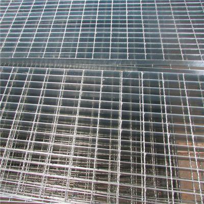 金属排水网 水厂格栅板 洗车店排水板