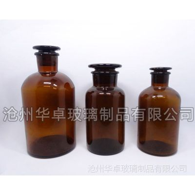 磨口试剂瓶的选择规格 华卓技术值得相信