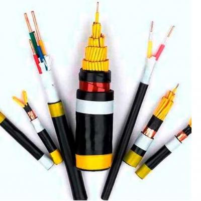 安徽长峰【国标品质】NH-KFF 氟塑料绝缘和护套耐火控制电缆
