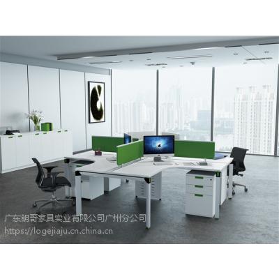 朗哥家具 办公桌 屏风卡位朗合系列-迪奥3 厂家定制