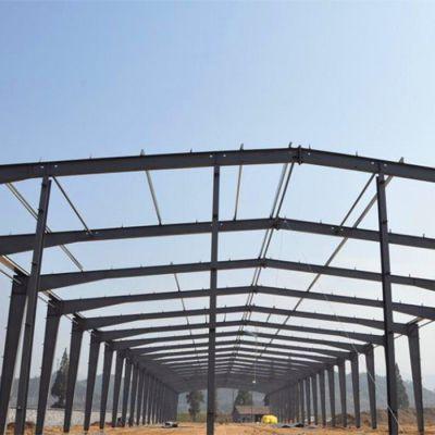 湛江钢结构厂房承建 宏冶钢结构厂家设计加工安装一站式服务