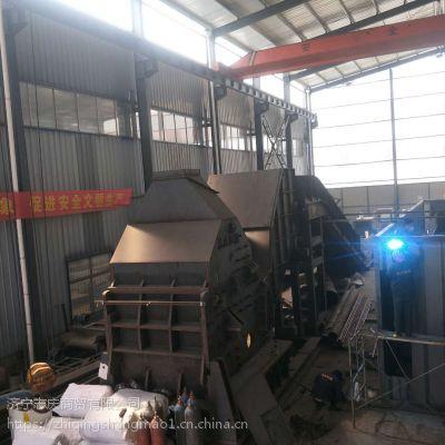山东除尘设备 矿山机械设备生产线 900型废钢破碎机厂家设备
