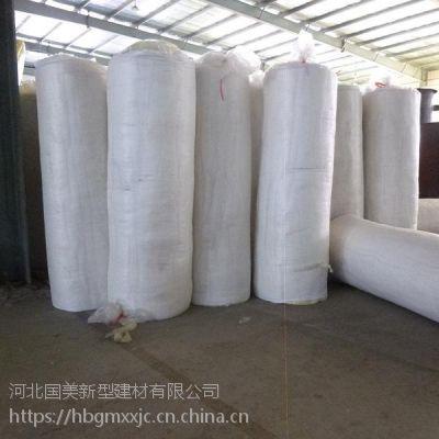 管道铝箔贴面玻璃棉卷毡生产厂家