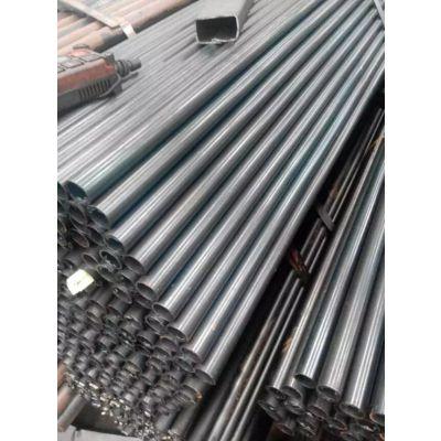 非标定做Q235精密光亮管 冷拔焊管 精密精拉管 规格多 公差小