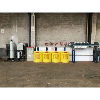 油墨废液处理设备 山东潍坊海德堡厂家直销