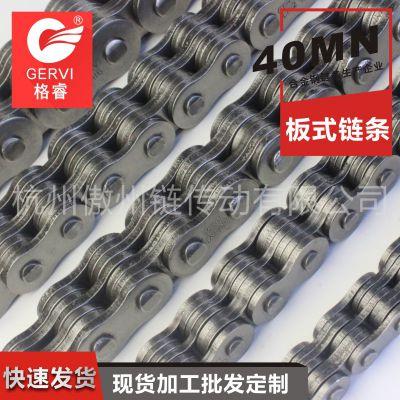 板式链条 堆高机链条 重型机械链条LH2888
