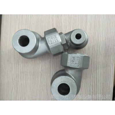工业喷淋除尘用316L不锈钢喷嘴高密万源供应